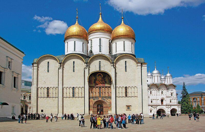 Успенский собор, Кремль, фото