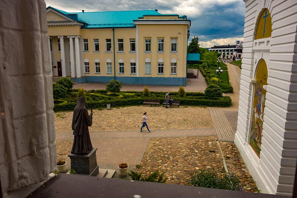 Успенский собор, Дмитров, фото
