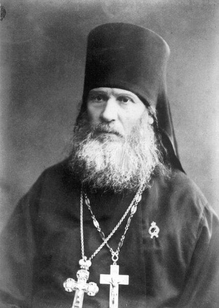 иеромонах Нил из Николаевского Угрешского монастыря