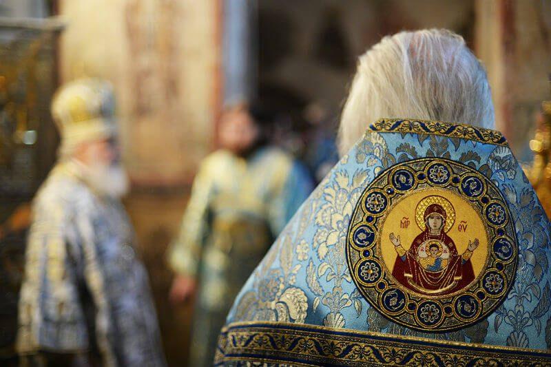 Служба в православной церкви