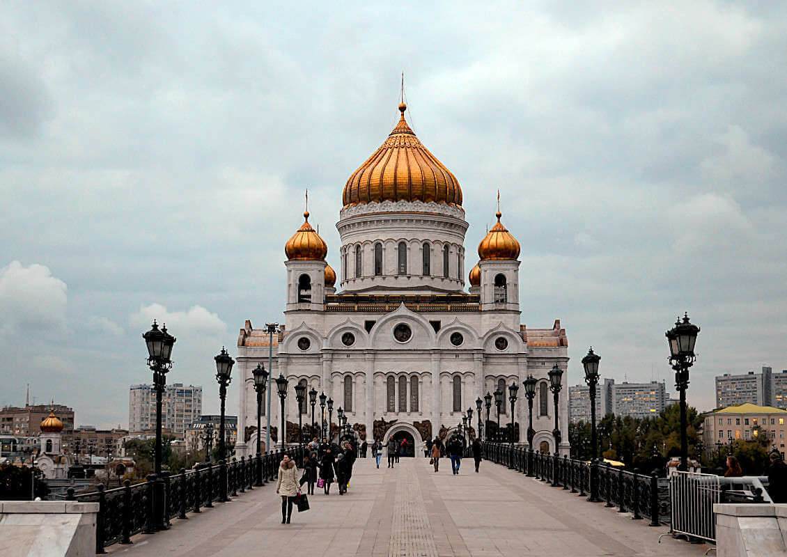 Храм Христа Спасителя, фото