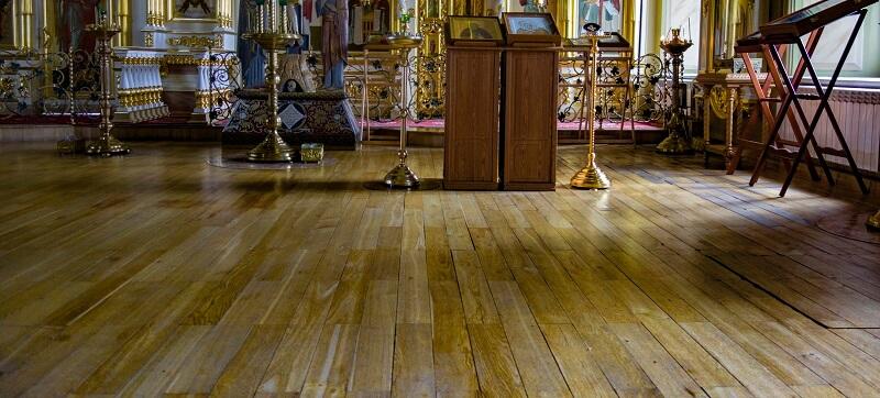 Храм, Зосимова пустынь, фото