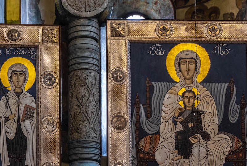 Грузинская икона