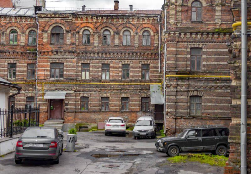 Дом в Крапивенском переулке