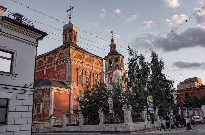 Храм Введения в Барашах