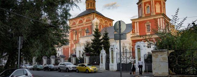 Храм в Барашах