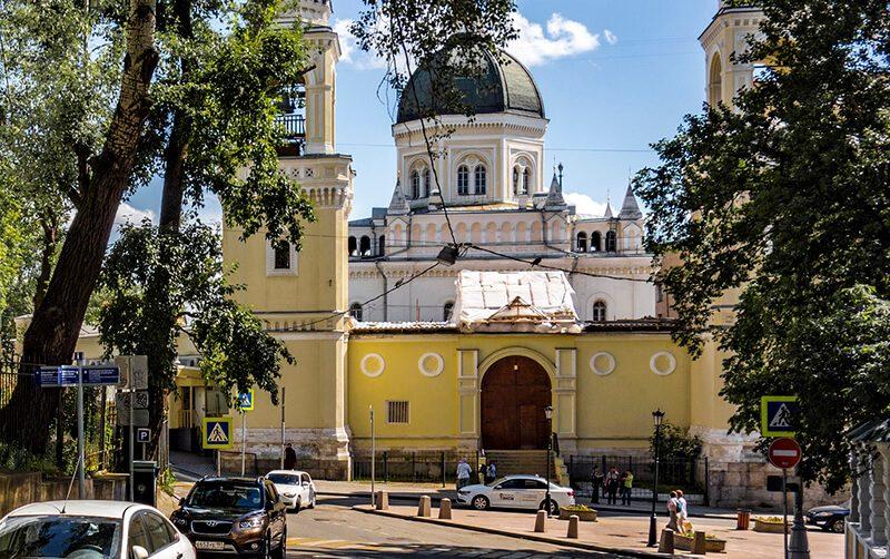 Москва, Иоанно-богословский женский монастырь