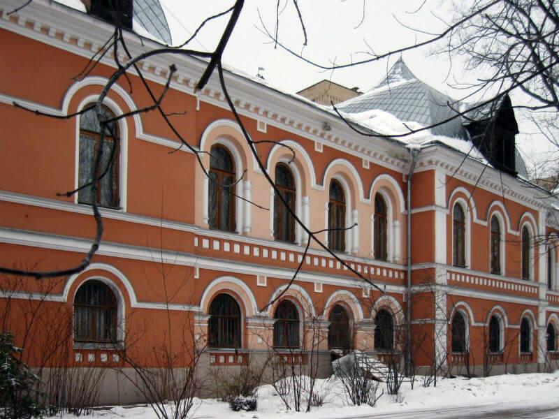 Митрополичьи палаты Троицкого Подворья