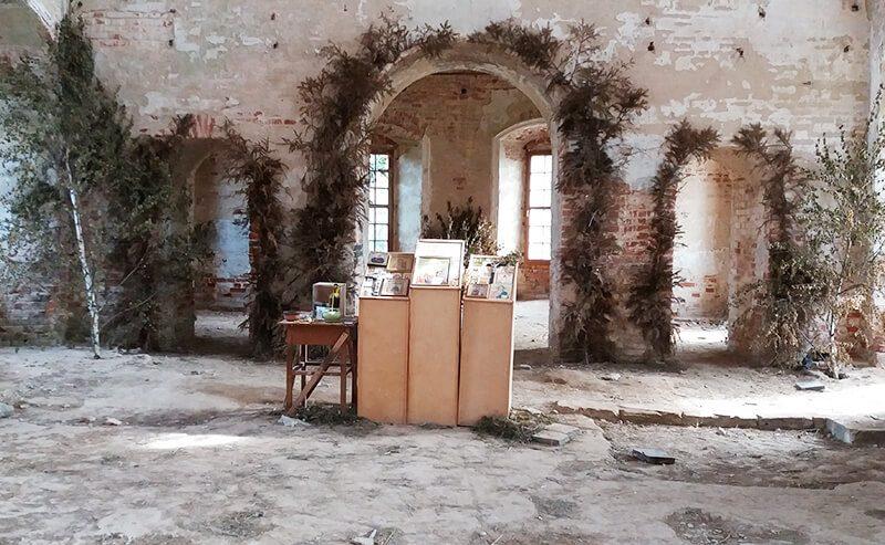 Разрушенный храм, Никола-Ленивец
