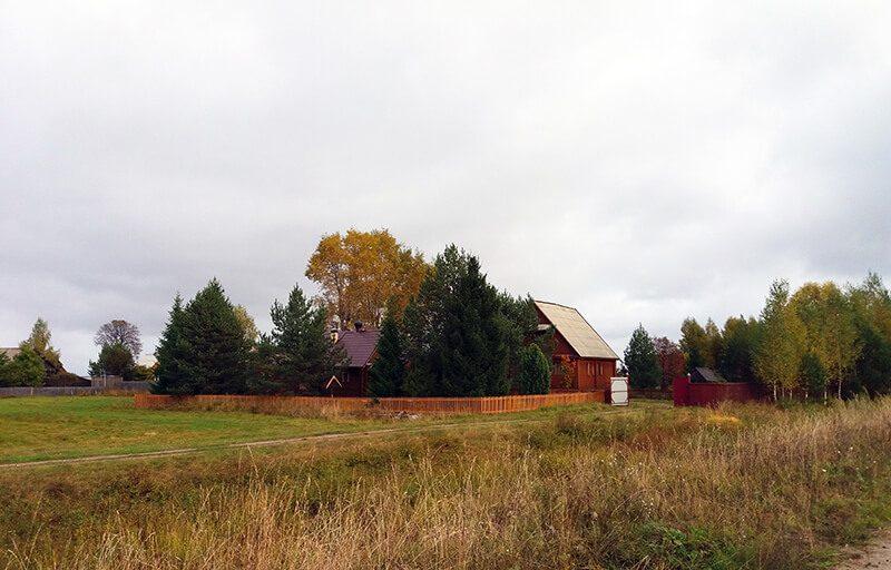 Деревня Великово Костромская область