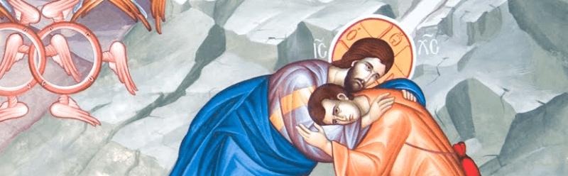 исповедь, икона Возвращение блудного сына