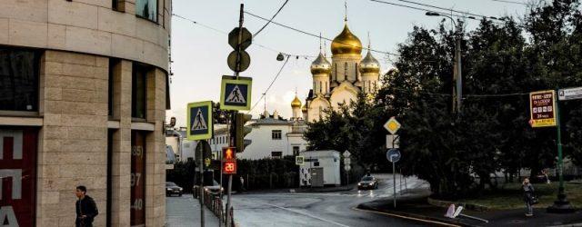 Зачатьевский монастырь на Остоженке, фото