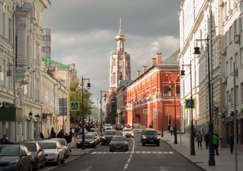 Высоко-Петровский монастырь, фото