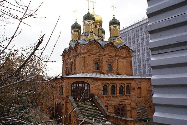 Знаменский собор, ссср