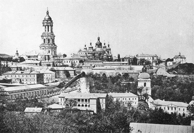 Киево-Печерская Лавра, XIX век