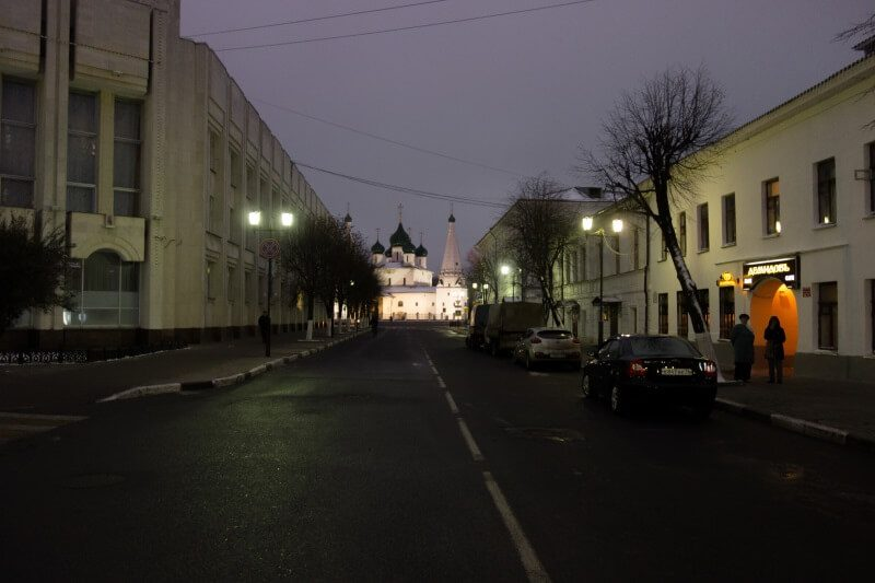 Храм Илии Пророка в Ярославле