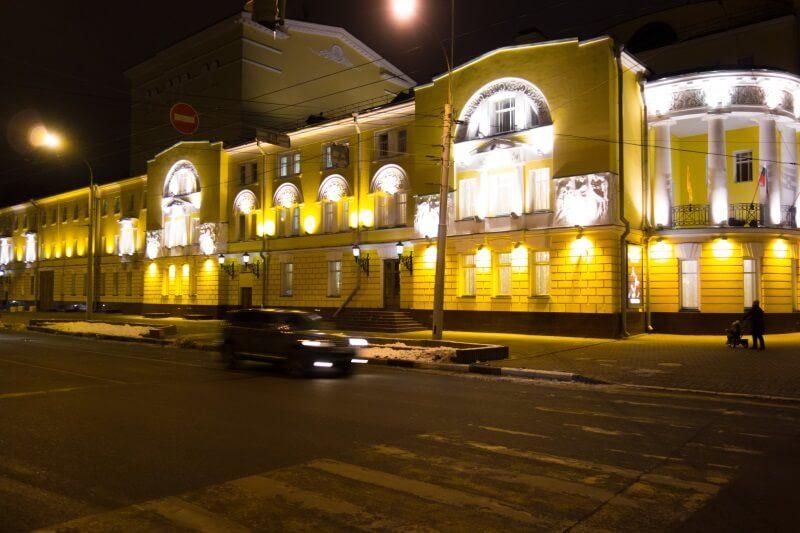 Театр Волкова в Ярослалве