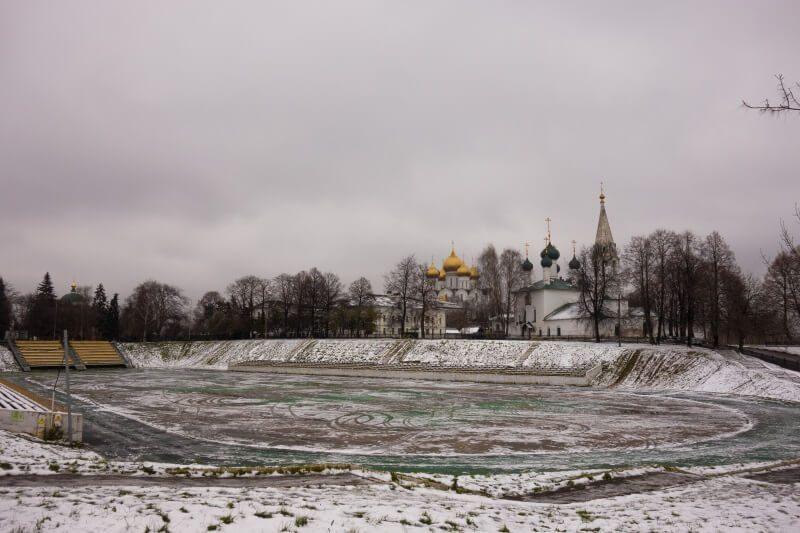 Храм Спаса на городу в Ярославле