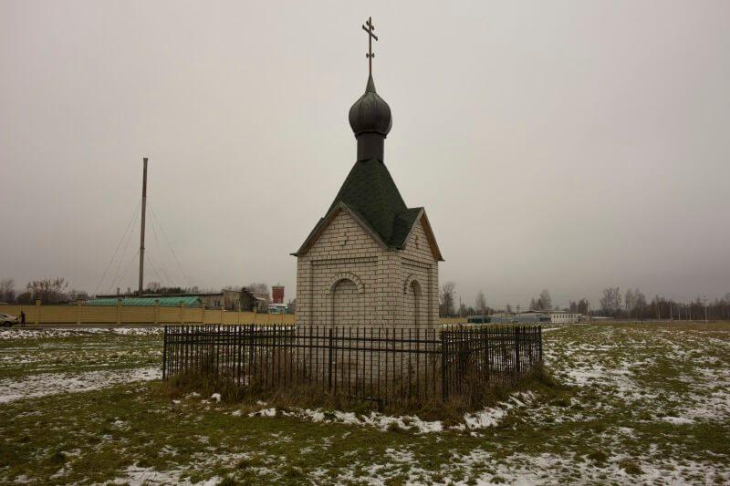 Толгский монастырь. Часовня