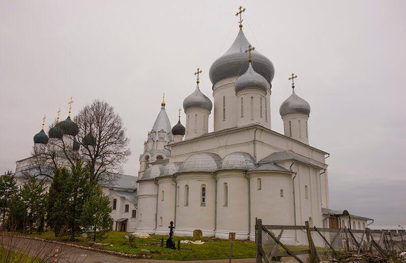 Никитский собор, Никитский монастырь, фото