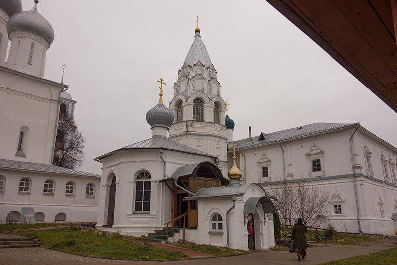 Столп-часовня, часовня Никиты Стопника, Никитский монастырь