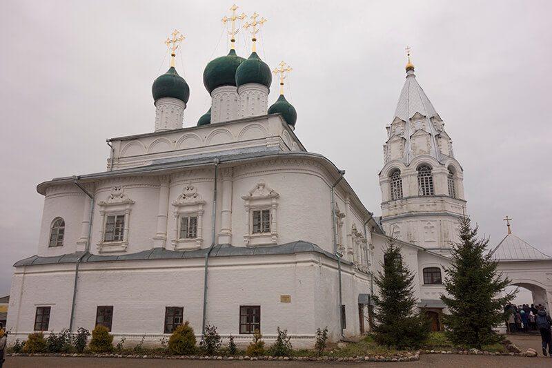 Благовещенская церковь, Никитский монастырь, фото