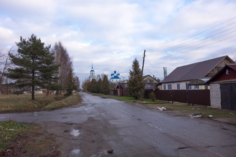 Село Селихово
