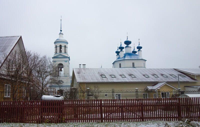 Селихово храм фото