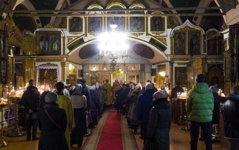 Селихово, Ильинская церковь
