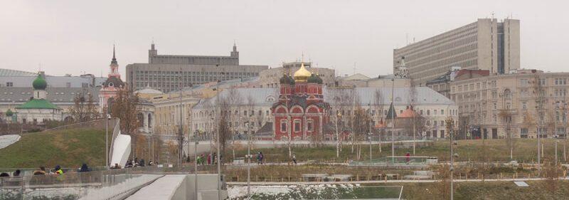 знаменский собор зарядье