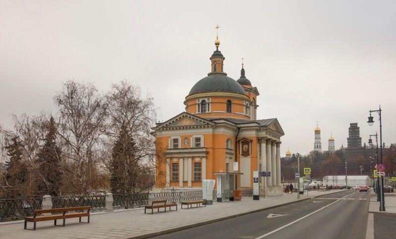 храм великомученицы Варвары, Варварка