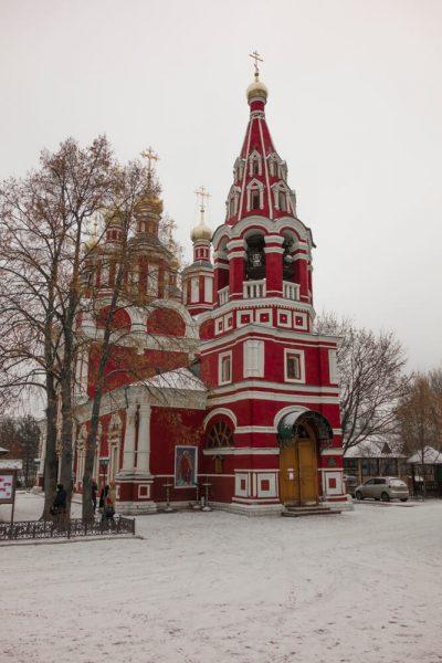 храм в Тропарево