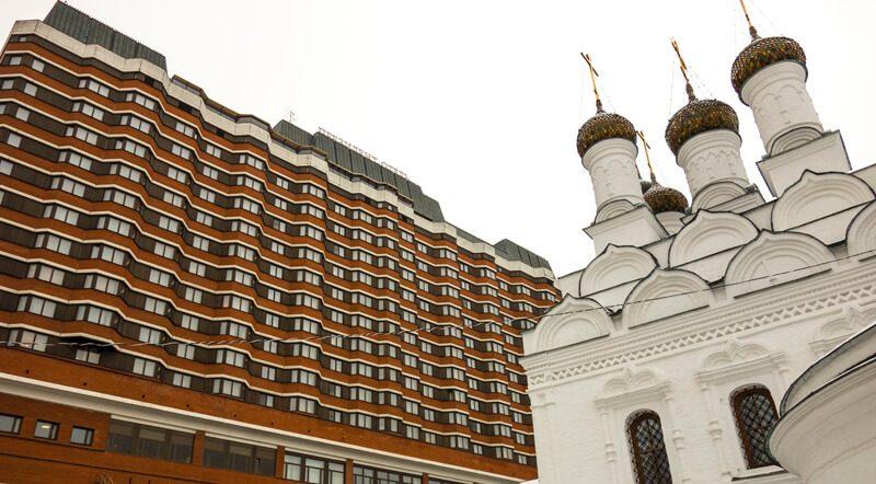храм Николая Чудотворца в Голутвине