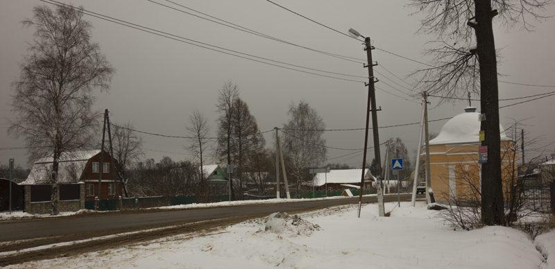 Село Новоникольское Талдомского района