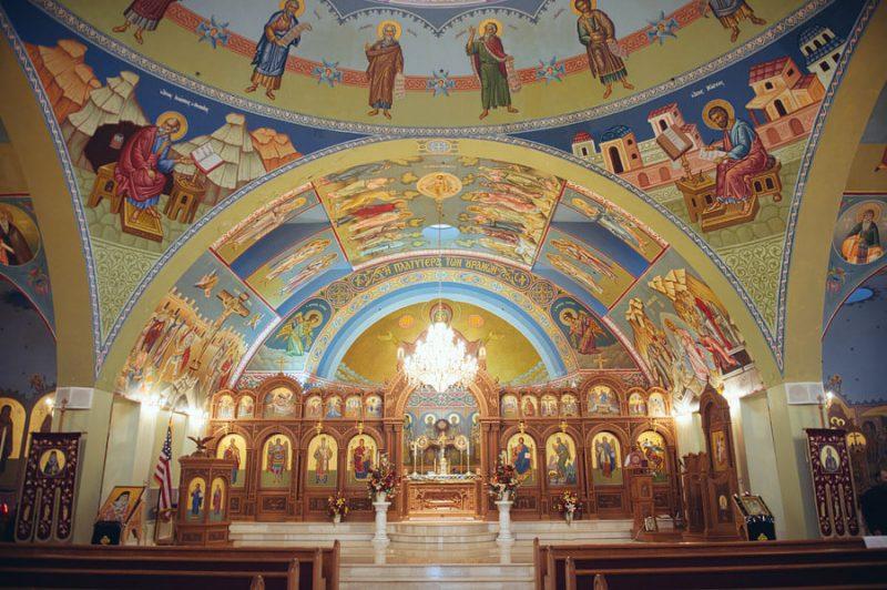 православный храм в сша