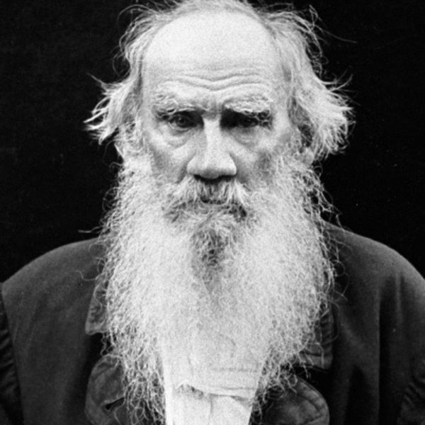 Лев Толстой фото