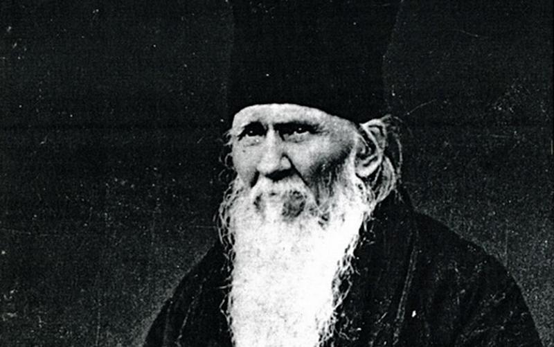 Преподобный Амвросий Оптинский фото