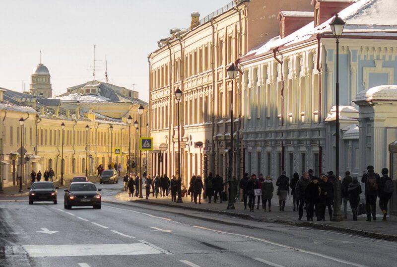 Маросейка в Москве