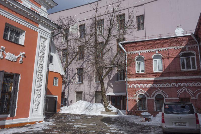 Антиохийское подворье в Москве