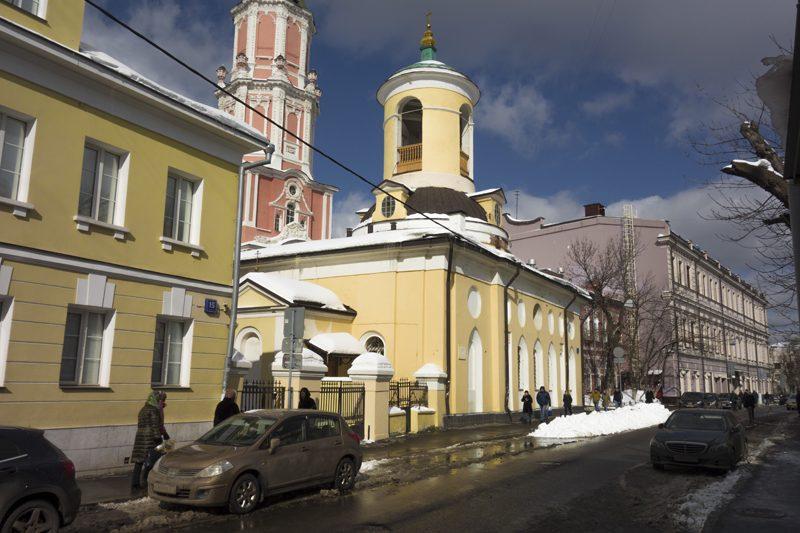 церковь феодора стратилата фото