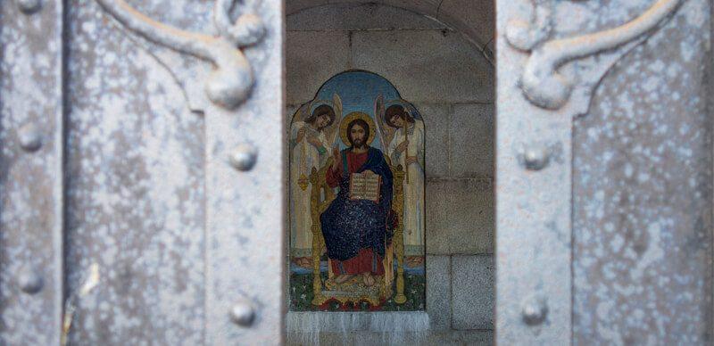 Часовня Левченко Донской монастырь