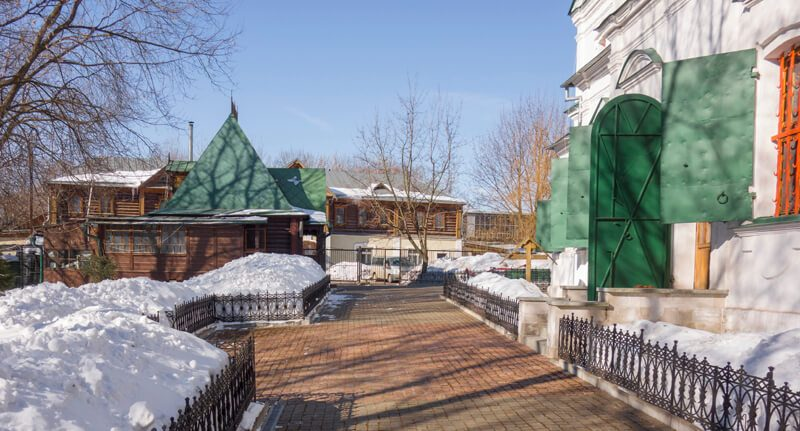 храм на улице генерала дорохова