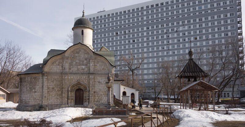 Московский областной клинический центр восстановительной медицины и реабилитации