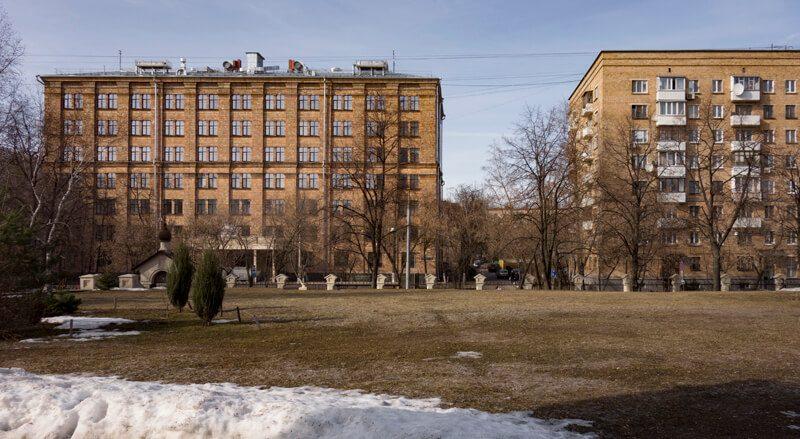 москва трифоновскяа улица
