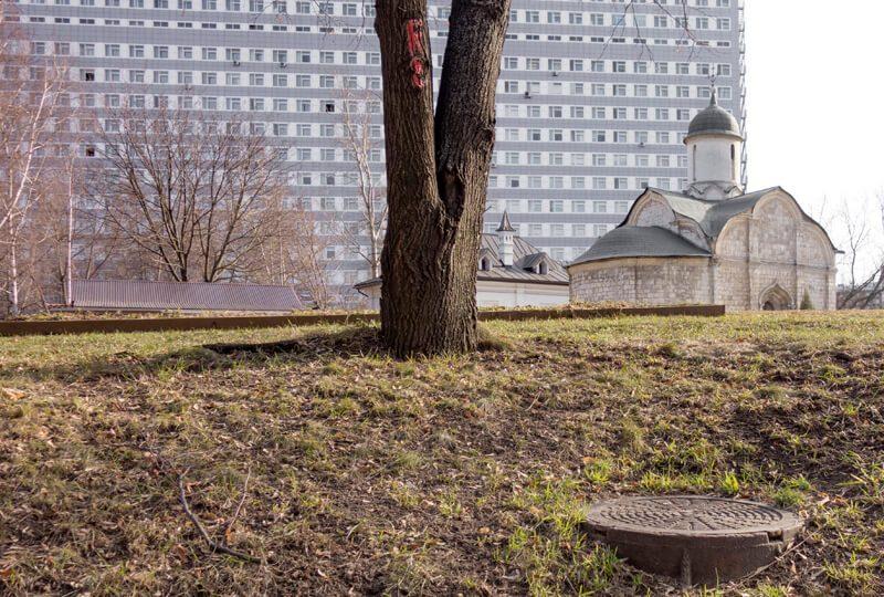 церковь мученика трифона