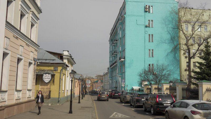 успенский переулок фото