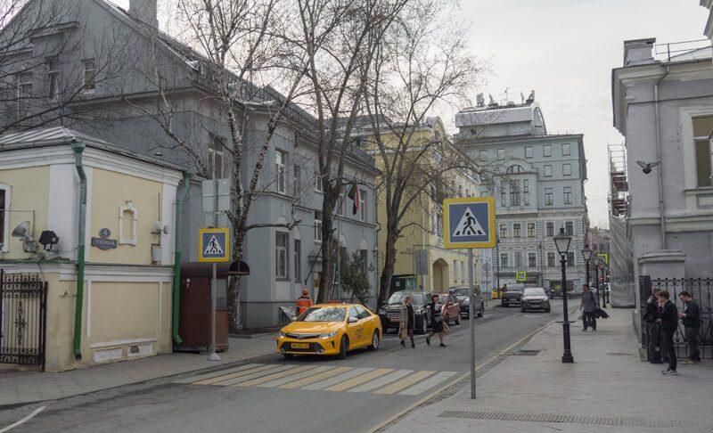 успенский переулок