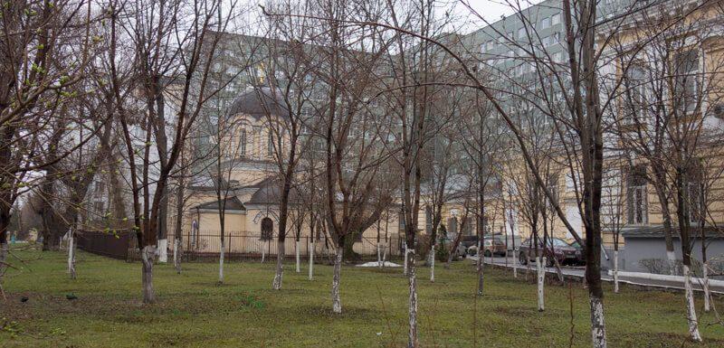 храм Димитрия Прилуцкого