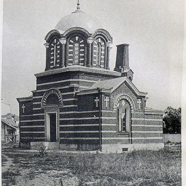 храм Димитрия Прилуцкого на Девичьем поле