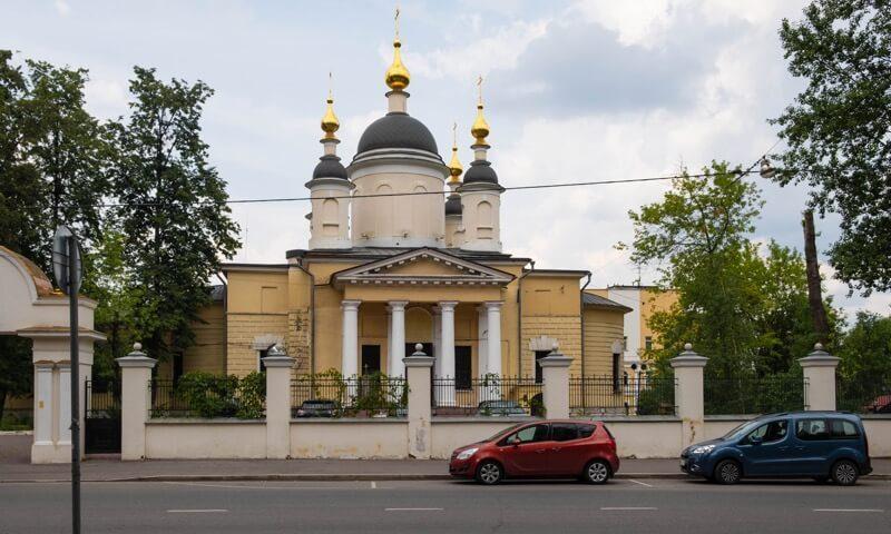 введенский храм на самокатной улице